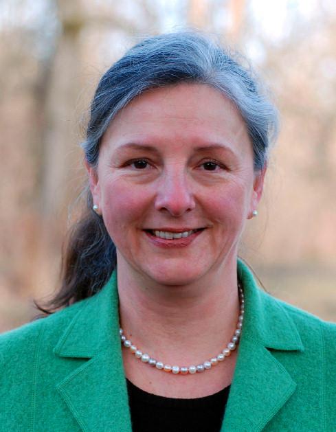 Ingrid Jaschke, Bürgermeisterkandidatin der Olchinger Grünen